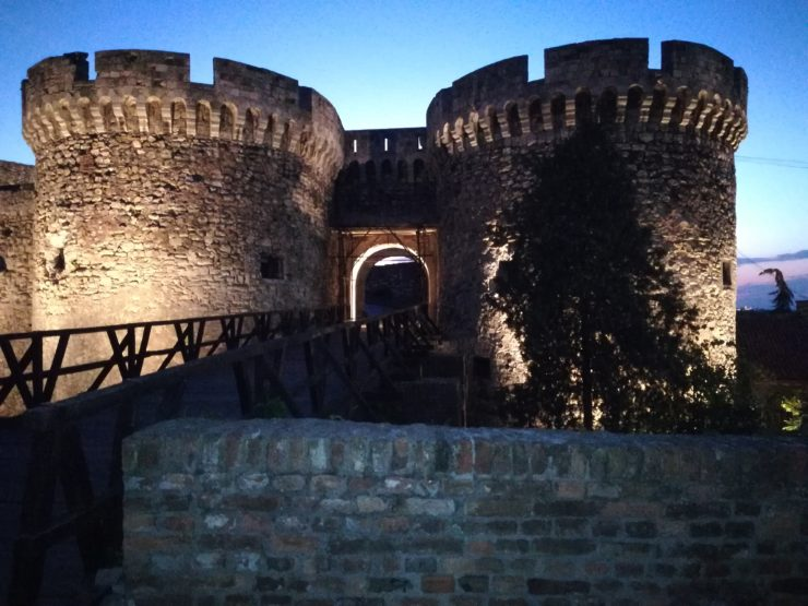 Forteca Belgrad