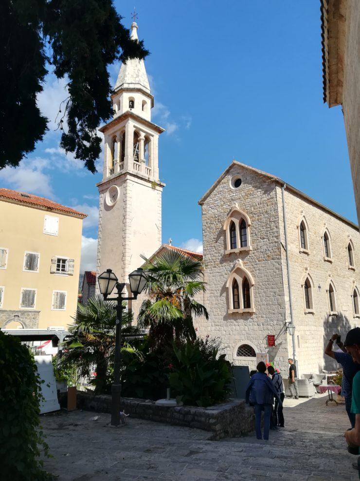 Stare Miasto w Budvie